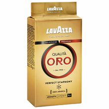 "Кофе ""Lavazza"" Qualita Oro INT, молотый, 250 г"